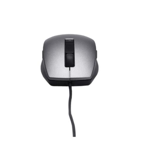 Dell 6 Buttons Laser Scroll USB Mouse Black
